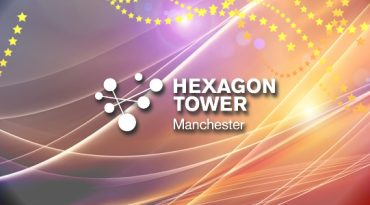 TECH FIRM SETS WORLD RECORD FOR SEMICONDUCTORS AT HEXAGON TOWER